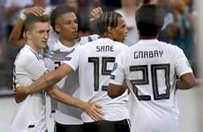 Vòng loại Euro: Đức thắng hủy diệt 8-0, Pháp tìm lại niềm vui