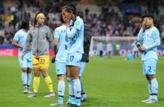 Đội tuyển Thái Lan nhận thất bại đậm nhất lịch sử World Cup nữ