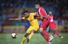 Vòng 13 V-League 2019: Nóng ở cuộc đua thoát nhóm cuối bảng