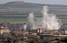 Nga tiến hành 4 cuộc không kích chống lại phiến quân tại Idlib
