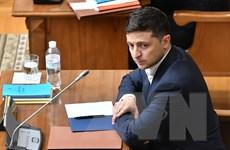 Ukraine muốn giải quyết xung đột miền Đông với sự hỗ trợ của Pháp, Đức