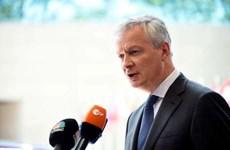 Các bộ trưởng tài chính EU đồng thuận về dự thảo ngân sách Eurozone