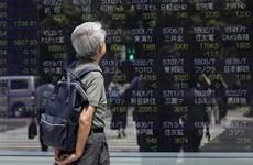 Thị trường chứng khoán châu Á giảm điểm trước thềm G20 ở Nhật