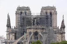 Vụ cháy Nhà thờ Đức Bà Paris: Nhà thờ vẫn có nguy cơ sụp đổ
