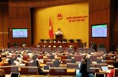 Quốc hội thông qua luật kinh doanh bảo hiểm sửa đổi và sở hữu trí tuệ