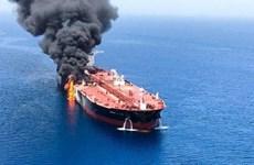 Sự cố Vịnh Oman: Mỹ không muốn xảy ra xung đột mới tại Trung Đông
