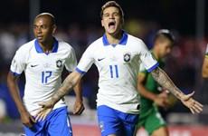Coutinho tỏa sáng, Brazil hạ Bolivia ở trận ra quân Copa America