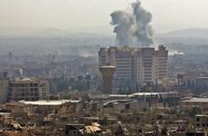 Syria: Nổ kho đạn ở thủ đô Damascus, 8 binh sỹ chính phủ bị thương