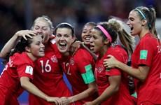 World Cup nữ 2019: Thêm 2 đội tuyển sớm vào vòng knock-out