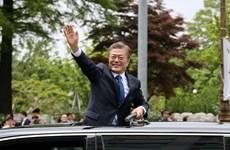 [Mega Story] Tổng thống Moon Jae-in: Nỗ lực tạo xung lực mới