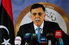 Libya: Thủ tướng GNA Fayez al-Serraj kêu gọi tổ chức bầu cử sớm
