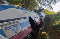 Tai nạn nghiêm trọng tại Venezuela, ít nhất 18 người thiệt mạng