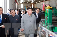 Truyền thông Triều Tiên kêu gọi người dân hãy tự lực tự cường