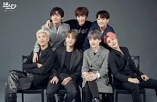 BTS được vinh danh tại giải thưởng âm nhạc danh tiếng của Mỹ