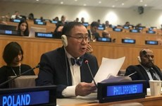 Philippines cảm ơn Việt Nam cứu thuyền viên gặp nạn trên Biển Đông