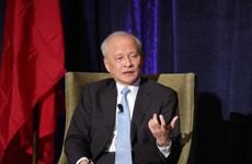 Đại sứ Trung Quốc tại Mỹ: Hai nước chia sẻ nhiều lợi ích chung