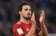 Mats Hummels chia tay Bayern, trở lại khoác áo Borussia Dortmund