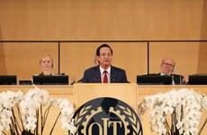 Việt Nam cam kết nỗ lực thực hiện tốt nghĩa vụ thành viên ILO