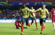 Colombia giành vé đầu tiên vào tứ kết Copa America 2019