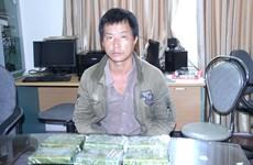 Lào Cai: Bắt đối tượng vận chuyển, tàng trữ trái phép 2,1kg heroin