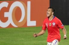 Alexis Sanchez tỏa sáng đưa Chile vào tứ kết Copa America 2019