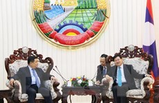 Bộ Kế hoạch và Đầu tư Việt Nam và Lào tăng cường hợp tác