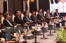Lãnh đạo cấp cao ASEAN gặp đại diện Hội đồng liên nghị viện ASEAN