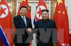 Điểm nhấn trong quan hệ đồng minh đặc biệt Trung Quốc-Triều Tiên