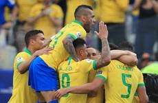 Brazil và Venezuela giành vé vào tứ kết Copa America 2019