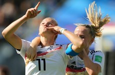 Hạ Nigeria, tuyển Đức giành vé vào tứ kết World Cup nữ 2019