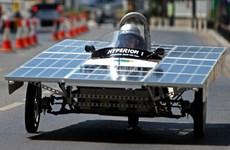 Cyprus tổ chức giải đua xe chạy bằng năng lượng Mặt Trời