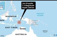 Động đất tại Indonesia: Australia cũng cảm nhận được rung chấn