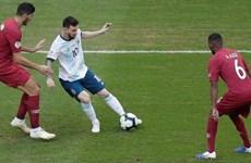 Lionel Messi công khai chê bai chất lượng sân tại Copa America
