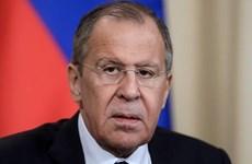 Ngoại trưởng Nga chỉ trích truyên bố của Tổng thống Gruzia