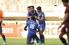 Becamex Bình Dương chạm trán Hà Nội FC ở chung kết