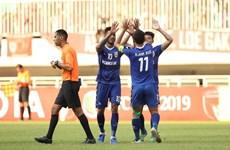 Cận cảnh B.Bình Dương vượt ải Makassar, giành vé vào chung kết
