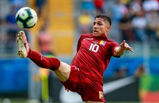 Venezuela tự tin trước cuộc đối đầu với Argentina tại tứ kết