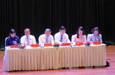 Đoàn đại biểu Quốc hội đơn vị thành phố Đà Nẵng tiếp xúc cử tri