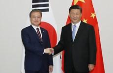 Trung Quốc và Hàn Quốc nhất trí phối hợp trong vấn đề Triều Tiên