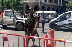 Tunisia: Đánh bom liều chết ở Tunis,1 sỹ quan cảnh sát thiệt mạng