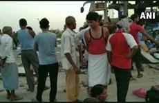 Tai nạn giao thông tại Ấn Độ, khiến hơn 40 người thương vong