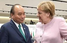 [Photo] Hoạt động của Thủ tướng tại Hội nghị thượng đỉnh G20