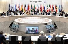Hội nghị G20 ra tuyên bố chung thúc đẩy thương mại tự do, công bằng