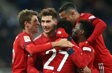 Bayern khủng hoảng: Chỉ còn 17 cầu thủ có hợp đồng chuyên nghiệp