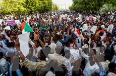Sudan: Quân đội lo ngại xảy ra bạo lực trong cuộc biểu tình quy mô lớn