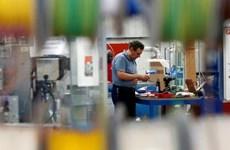 Sản lượng chế tạo của Anh giảm mạnh nhất kể từ tháng 2/2013