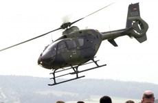 Trực thăng quân sự của Đức bị rơi, 1 nữ phi công thiệt mạng