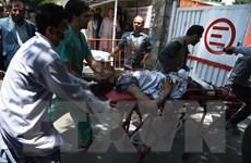 Video hiện trường vụ đánh bom kinh hoàng tại Afghanistan