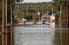 Nga: Số nạn nhân thiệt mạng do lũ lụt ở tỉnh Irkutsk tiếp tục tăng
