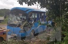 Nhiều vụ tai nạn giao thông liên tiếp xảy ra tại tỉnh Lâm Đồng